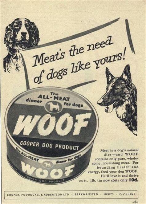 Food For Thought 28 Fascinating Vintage Dog Food Ads