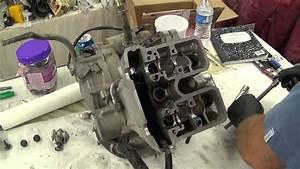 Klx 351 Motor Disassembly - Inspection