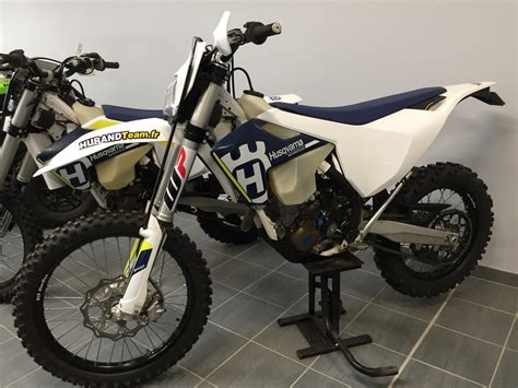 Husqvarna Fe 350 Photo by Husqvarna Fe 350