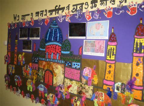 india classroom display photo sparklebox