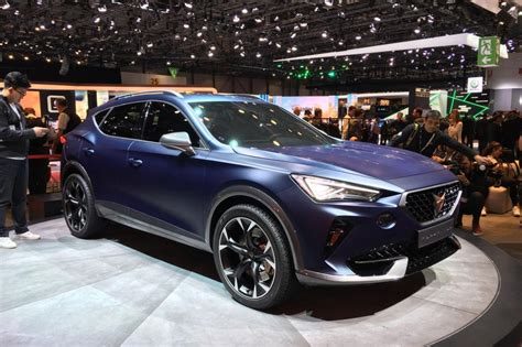 cupra formentor coupe suv concept revealed carbuyer