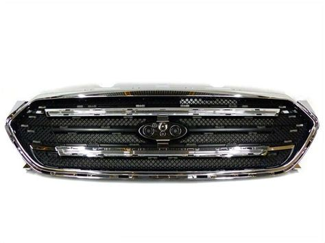 ford taurus chrome front radiator grille wo sho