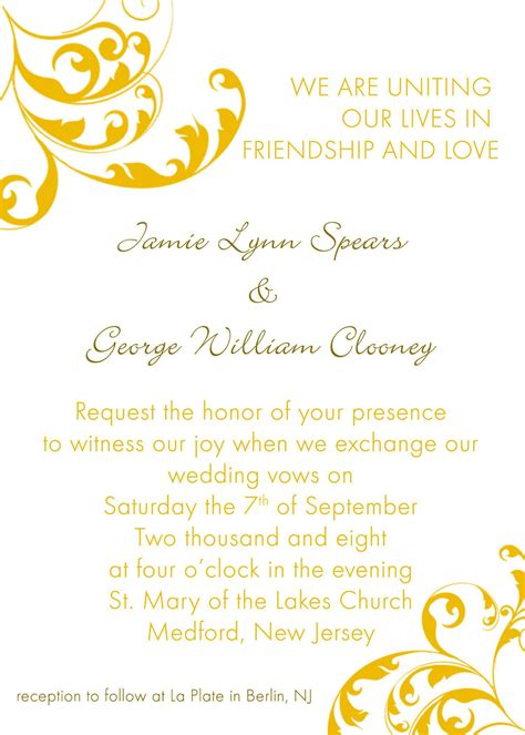 engagement party invitation word templates  card