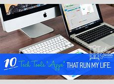 10 Tech Tools that Run My Life Stage Presents