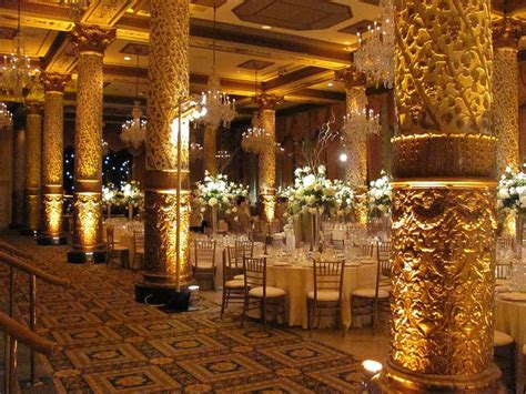 the gold coast room of drake hotel in chicago this is