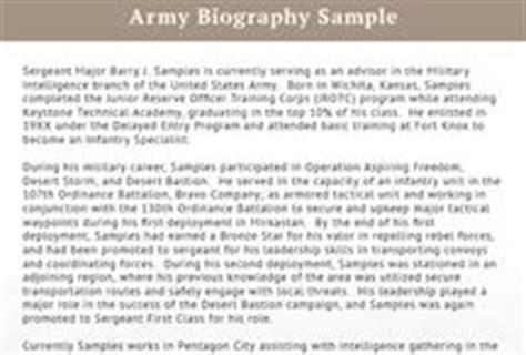 biography samples bestbiography  pinterest