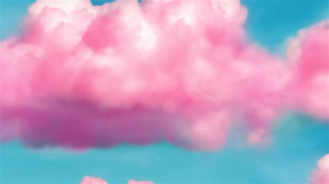 pink cloud wallpaper gallery