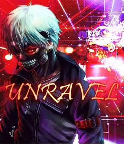 Ghoul Tokyo Unravel Op Anime Analysis