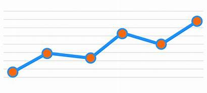 Line Graph Chart Animated Animation Dynamic Argent