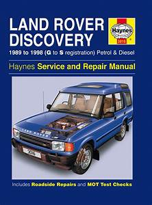 Land Rover Discovery Petrol  U0026 Diesel  89