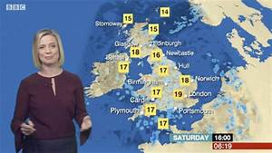 BBC weather: Fans call for Sarah Keith-Lucas to be regular ...