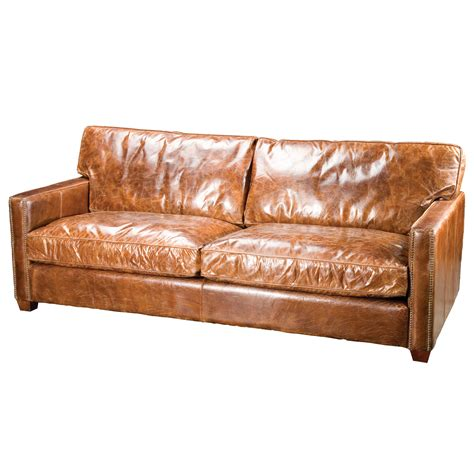 distressed leather reclining sofa brown distressed leather sofa brown distressed leather