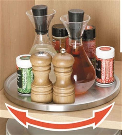 plateau tournant pour placard cuisine plateau tournant inox ustensiles de cuisine