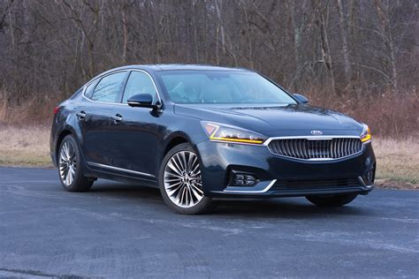 2017 Kia Cadenza Limited Review A Better Buick The