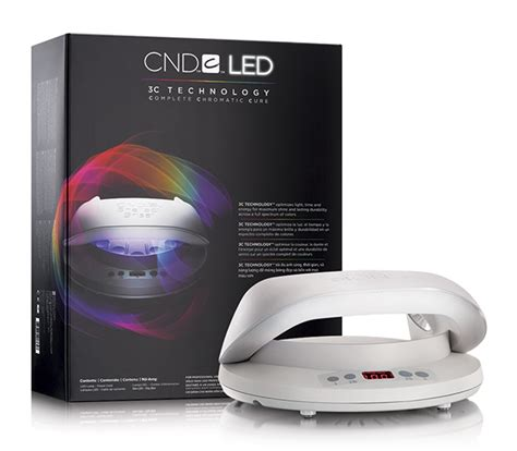 cnd professional led light shellac led l dryer 3c tech
