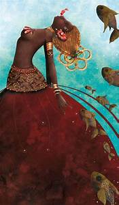 Oshun african godess of love - cathy delanssay | mulheres ...