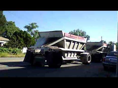 Car Dump Near Me by A Belly Dump Truck