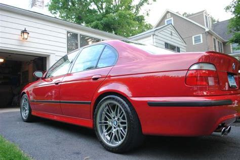 Bmw Usa Phone Number by Find Used 2000 Bmw M5 E39 Imola Interior 23 000