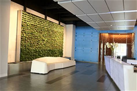 living walls versawalls interior plant design los