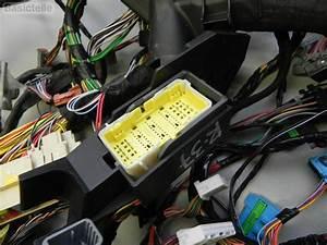 Renault Clio Mk3 Dashboard Wiring Harness 240189004r