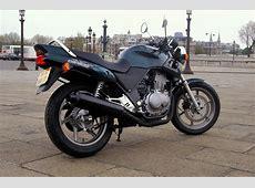 1997 Honda CB 500 S pics, specs and information