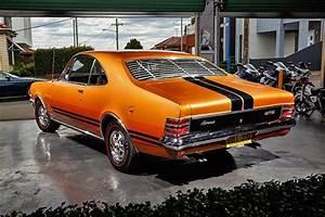 1969 Holden Monaro Gts350