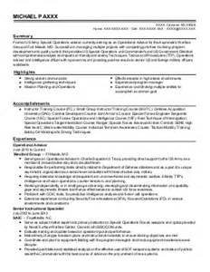 crew chief resume exle weapons load crew chief resume exle united states air