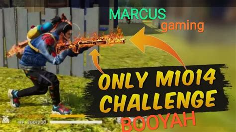 This makes many players doesn't like to use shotgun in this game, due to the pump action mechanism. Free fire ONLY {M1014 CHALLENGE} BOYYAH 😍😍// MARCUS gaming ...