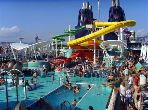NCL Norwegian Epic: A different type of cruise