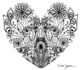 Love Drawings Hearts and Roses