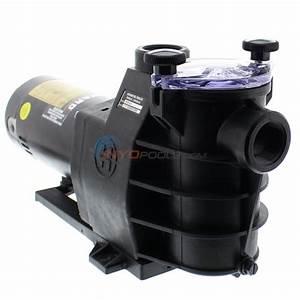 Hayward Max-flo Pump 2 Hp Single Speed Pump