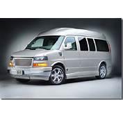 New Chevrolet Van Picture