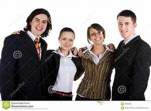 Young Business Team Royalty Free Stock Images - Image: 4626289