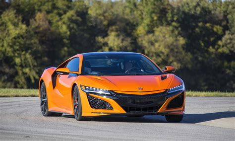 celebrating 30 years of the acura nsx our auto expert