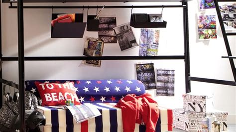 decoration chambre ado style americain decoration chambre style americain visuel 4