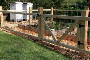 Safe Deck by Garden Fence Ideas For Great Home And Garden