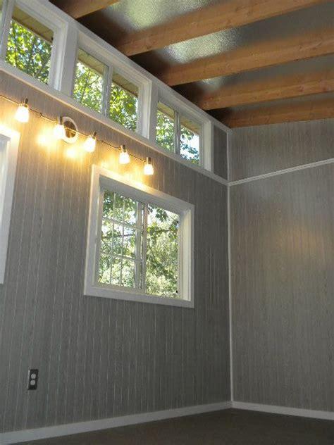 slant roof style  view  customer finished slant