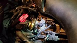 Egr Valve Replacement 87-95 Chevy   Gmc 305   350 C1500 K1500 Etc
