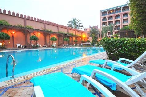 hotel diwane spa marrakech maroc partir pas cher