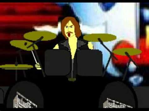 Judas Priest Rock Hard Ride Free