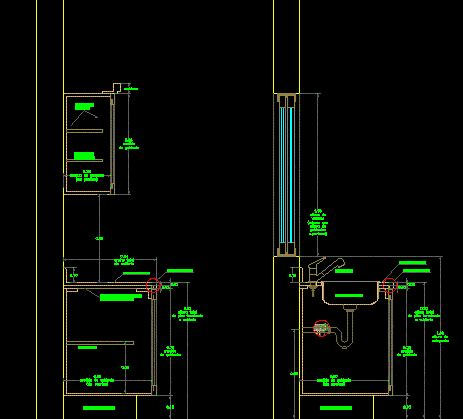 kitchen cabinet cad detail kitchen cabinets dwg detail for autocad designs cad 2386