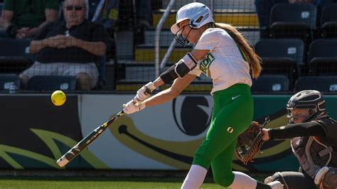 Those are the situations softball has thrust upon her, dating back to before she ever. Oregon Softball star Haley Cruse isn't ready to hang up ...