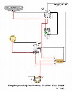 Ted Crocker U0026 39 S Mad Scientist Lab Wiring Diagrams