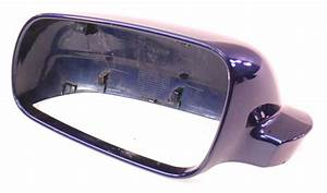 Lh Side View Mirror Cap Cover Vw Jetta Golf Mk4 Cabrio
