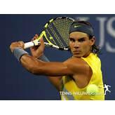 TENNIS PLAYERS WALLPAPERS: Rafael Nadal Wallpapers