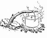 Scout Dessin Feu Camp Campfire Nature Scoutisme Coloring Sur Marmite Fuego Dibujos Printable Scouts Jargon Bona Drawing Colorear Naturaleza Campo sketch template