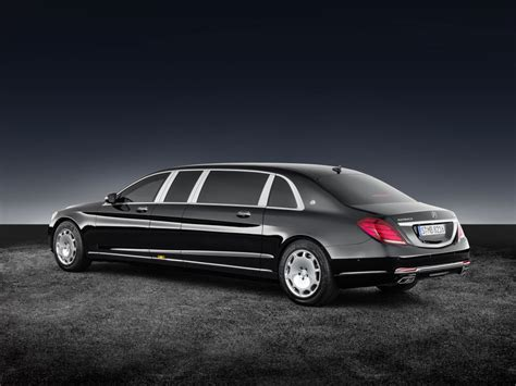 Who Makes The Maybach by Mercedes Maybach 2017 S600 Pullman Guard Mercedes
