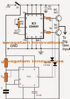 Inverter Circuit Using Pwm