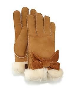 ugg sale gloves ugg bow gloves sale