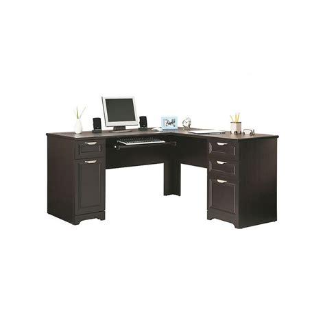 office depot magellan desk realspace magellan collection l shaped desk